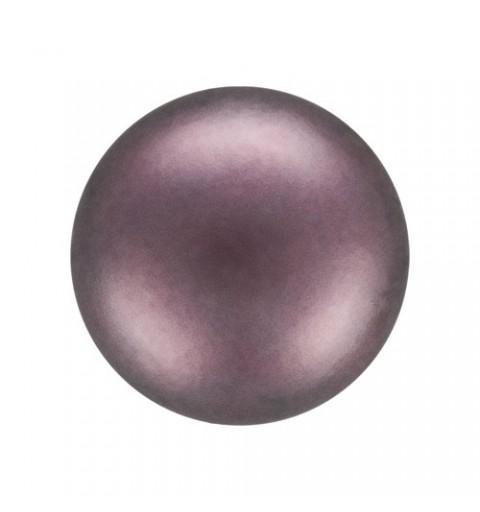 10MM Light Burgundy (79300) Pärlmutter Ümmargune Pärl Preciosa