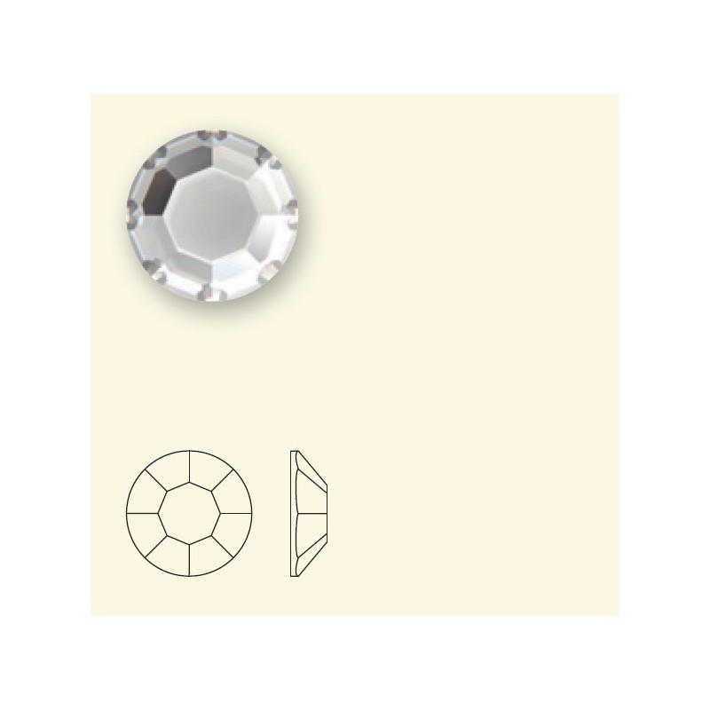 2000 Crystal F SS 3 SWAROVSKI ELEMENTS
