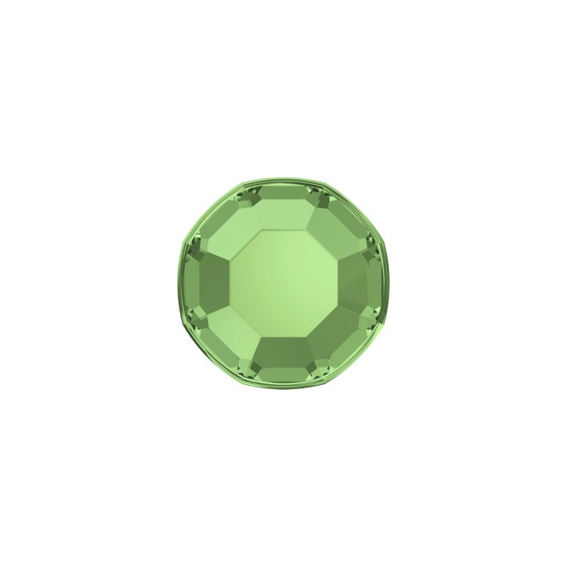 2000 Peridot F SS 3 SWAROVSKI ELEMENTS