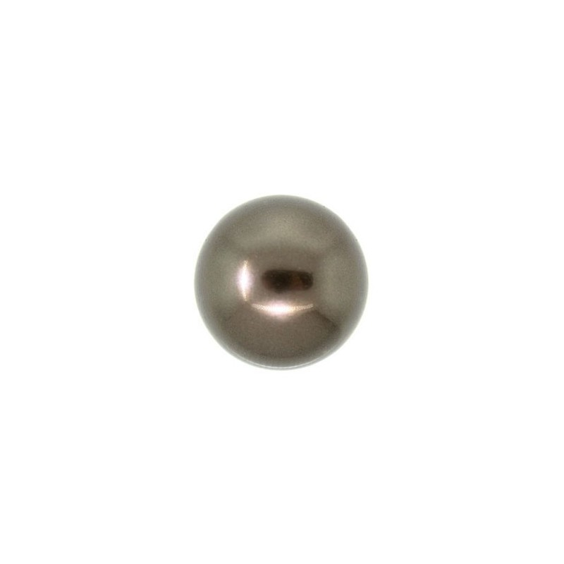 8MM Crystal Brown Pearl (001 815) 5810 SWAROVSKI ELEMENTS