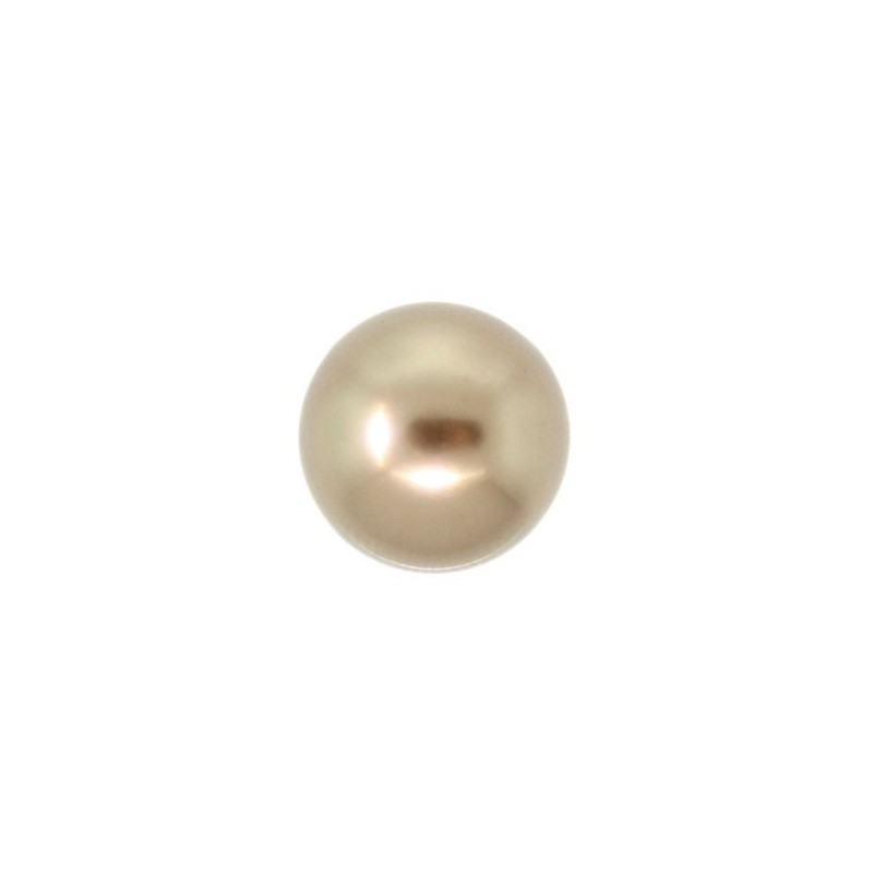 12MM Crystal Bronze Pearl (001 295) 5810 SWAROVSKI ELEMENTS
