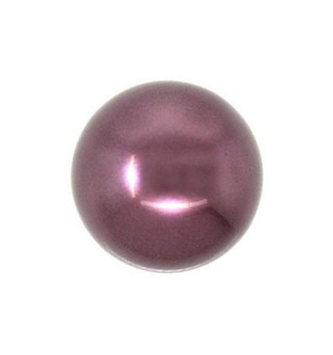4MM Burgundy Kristall Ümmargune Pärl (001 301) 5810 SWAROVSKI ELEMENTS