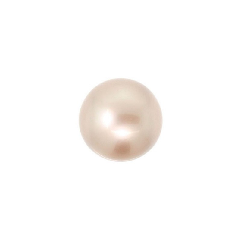 10MM Crystal Powder Almond Pearl (001 305) 5810 SWAROVSKI ELEMENTS