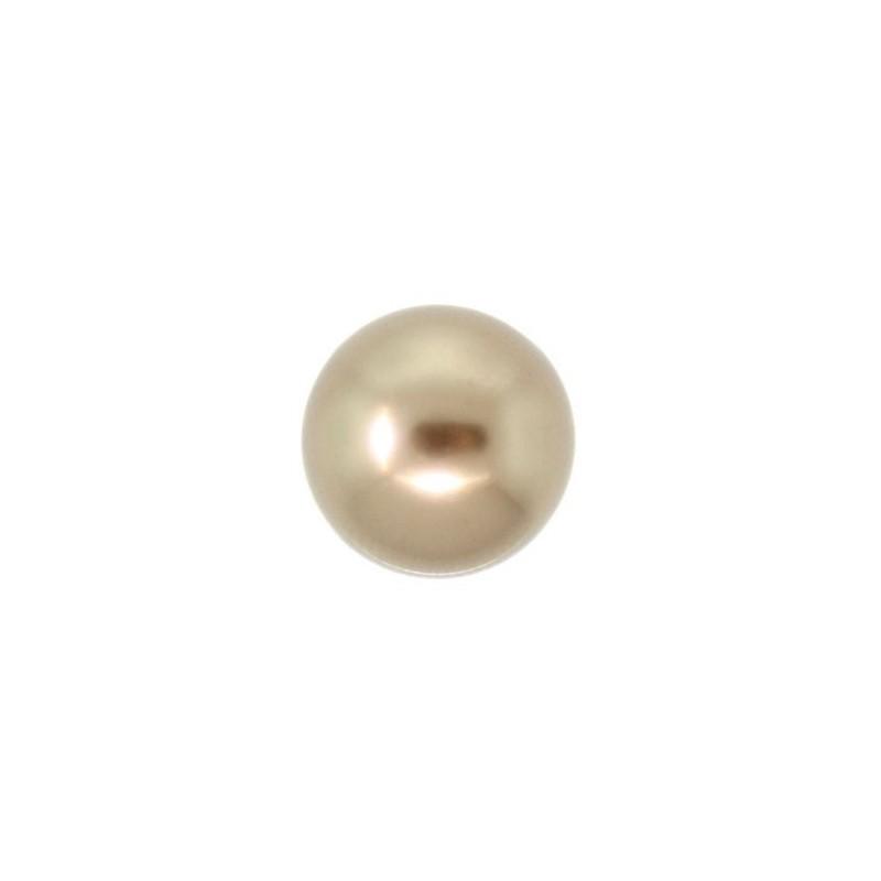 3MM Crystal Bronze Круглый Жемчуг (001 295) 5810 SWAROVSKI ELEMENTS