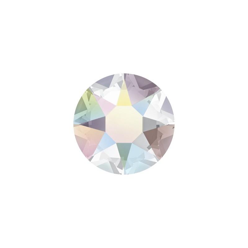 2078 SS 34 Crystal AB (001 AB) HF XIRIUS Rose SWAROVSKI ELEMENTS