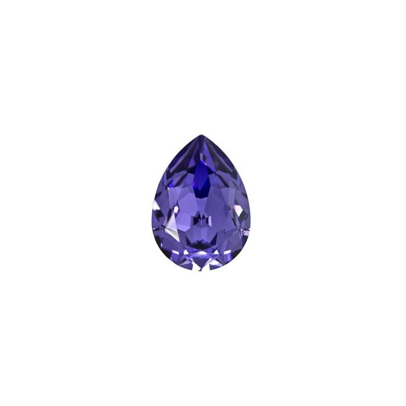 14x10mm Rose F (209) Pirnikujuline Ehete Kristall 4320 Swarovski Elements