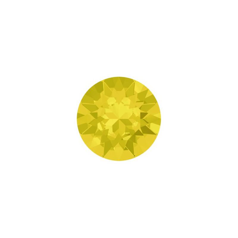 SS39 (~8.25mm) Kollane Opaal F (231) 1088 XIRIUS Chaton SWAROVSKI ELEMENTS