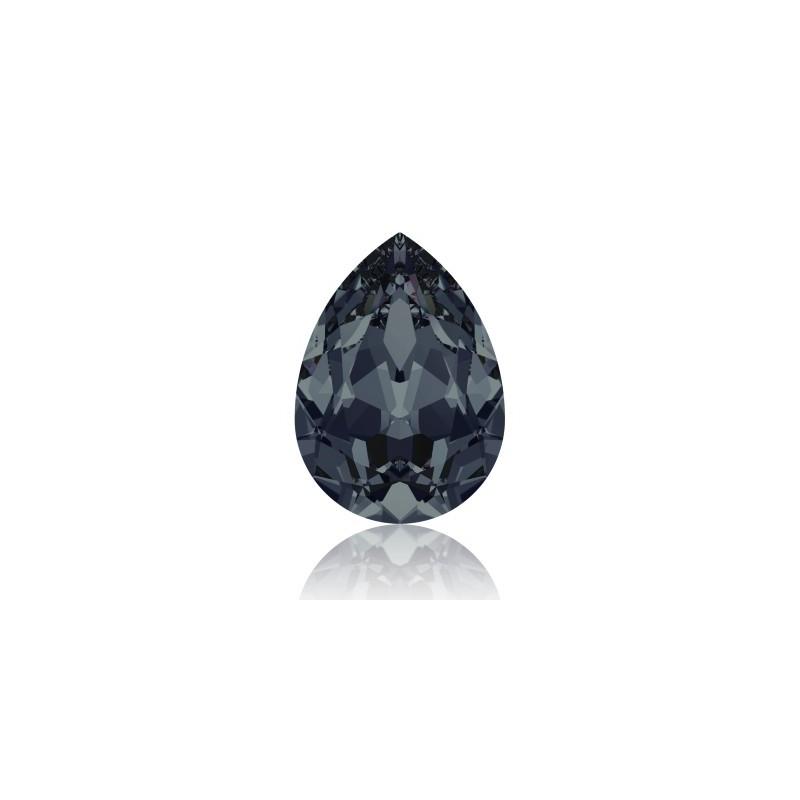 14x10mm Tanzanite F (539) Pear-Shaped Fancy Stone 4320 Swarovski Elements