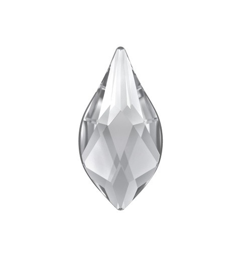 14MM Crystal F (001) 2205 Flame Flat Back SWAROVSKI ELEMENTS