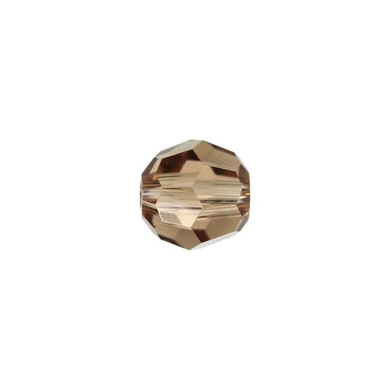 8MM Crystal Golden Shadow (001 GSHA) 5000 ümmargused helmed SWAROVSKI ELEMENTS