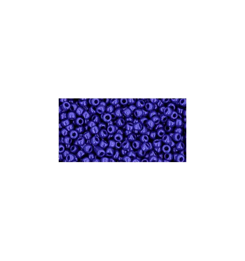 TR-11-48 Opaque Navy Blue TOHO Seed Beads