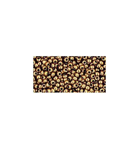 TR-11-221 Bronze TOHO Seed Beads