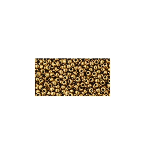 TR-11-223 Antique Bronze TOHO Seed Beads