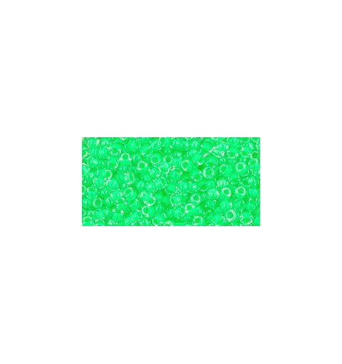 TR-11-805 Luminous Neon Green TOHO Seed Beads