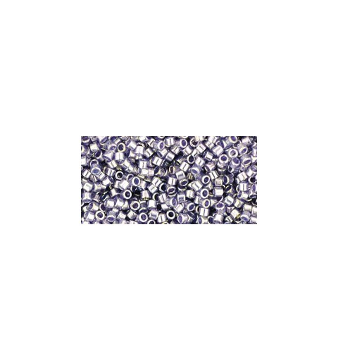TT-11-455 Gold-Lustered Pale Wisteria TOHO Treasures Seed Beads