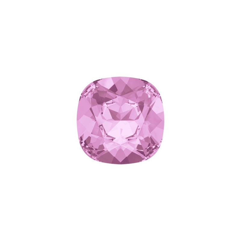 10mm 4470 Siam F (208) Cushion Square Fancy Stone Swarovski Elements