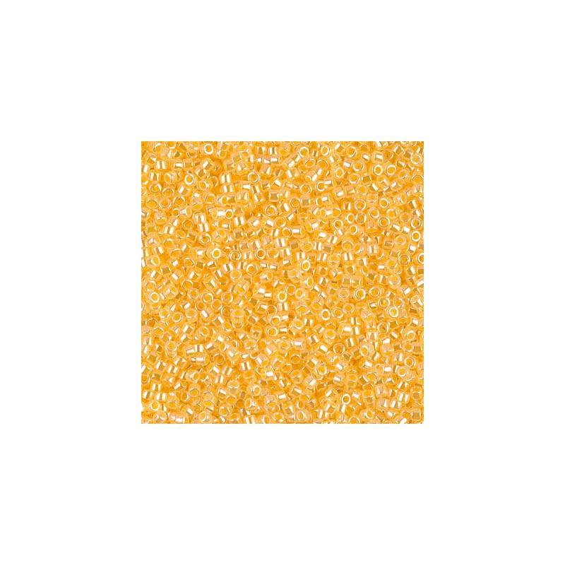 DB-160 Opaque Yellow AB MIYUKI DELICA 11/0 Бисер