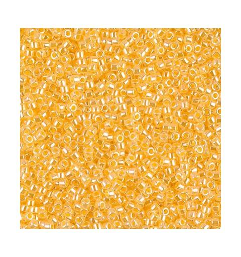 DB-233 Light Daffodil Ceylon MIYUKI DELICA 11/0 seed beads