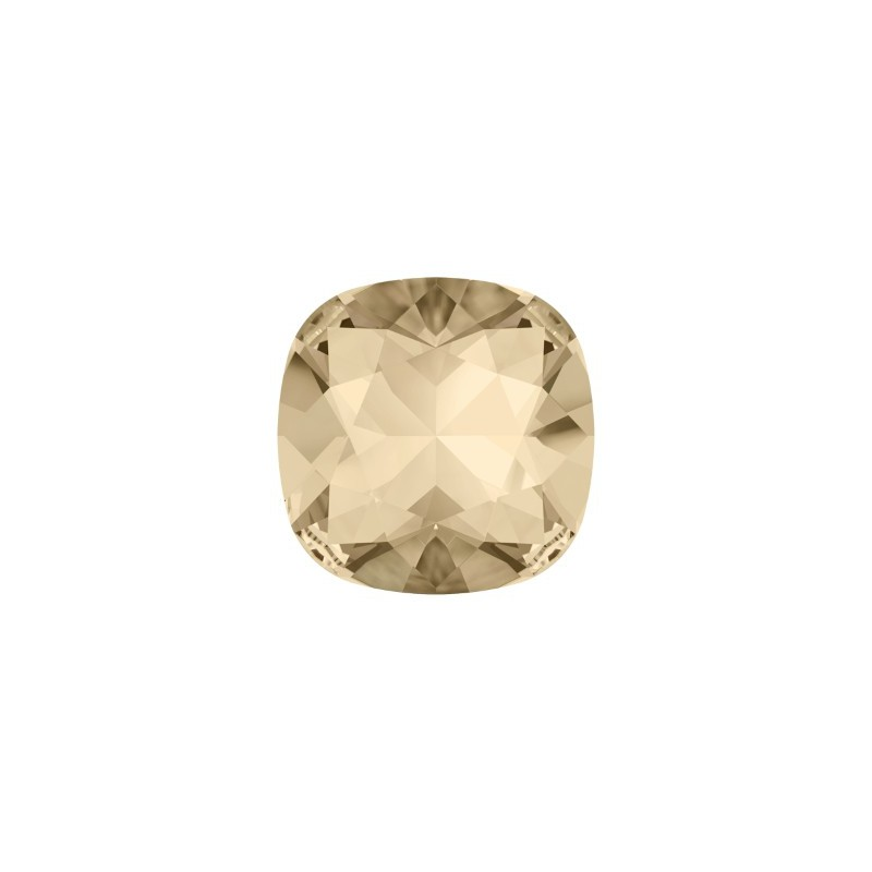 10mm 4470 Light Silk F (261) Cushion Square Fancy Stone Swarovski Elements