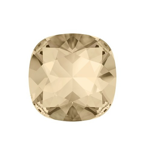 12mm 4470 Light Silk F (261) Cushion Square Fancy Stone Swarovski Elements