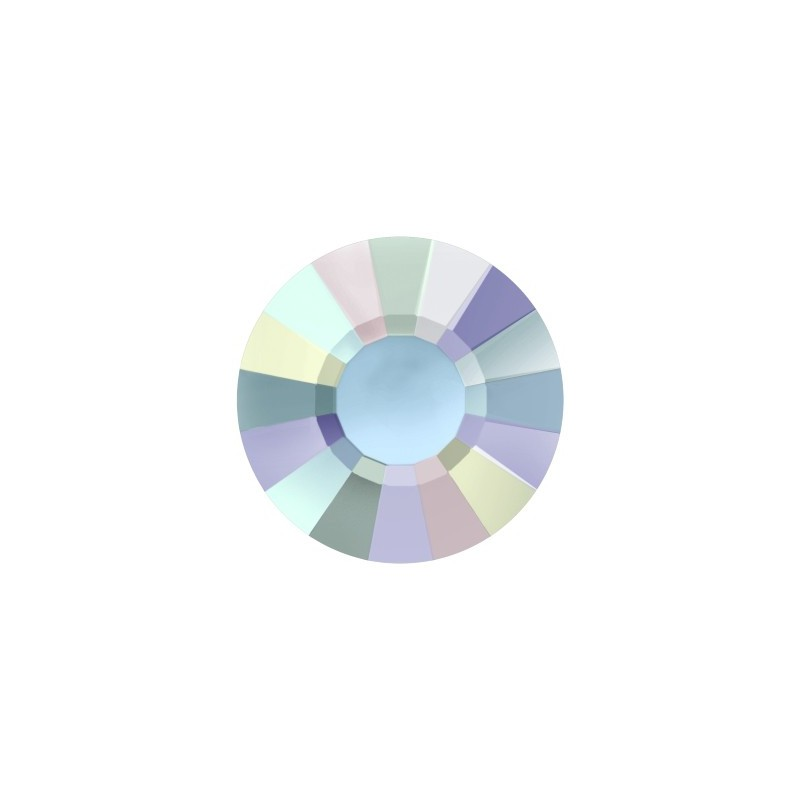 2034 SS20 Crystal AB F (001 AB) Concise Flat Back SWAROVSKI ELEMENTS