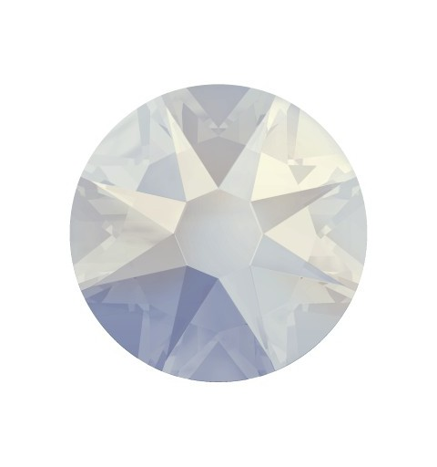 2058 SS5 Valge Opaal F (234) SWAROVSKI ELEMENTS