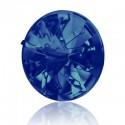14MM Crystal Bermuda Blue F (001 BB) 1695 Ogasiilik Round Stone PF SWAROVSKI ELEMENTS