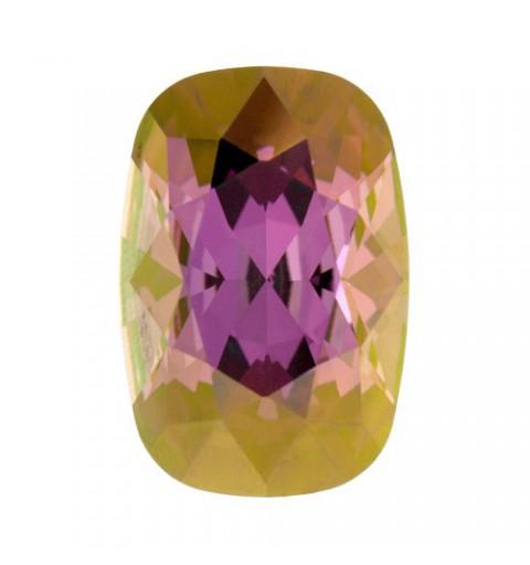 8x6mm Crystal Lilac Shadow F (001 LISH) Cushion Fancy Stone 4568 Swarovski Elements