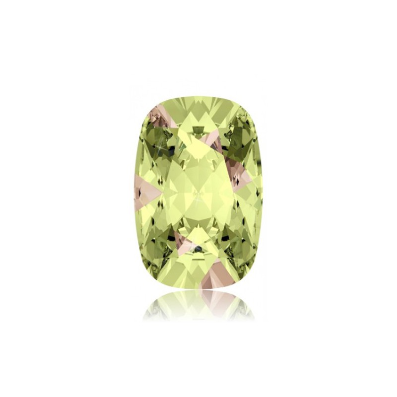 14x10mm Light Siam F (227) Cushion Ehete Kristall 4568 Swarovski Elements
