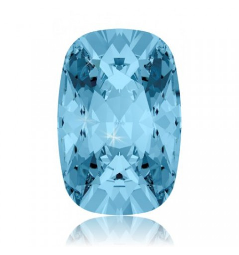 18x13mm Aquamarine F (202) Cushion Fancy Stone 4568 Swarovski Elements
