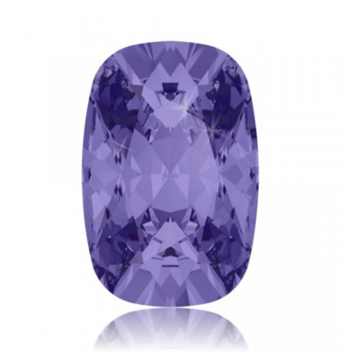 18x13mm Tanzanite F (539) Cushion Fancy Stone 4568 Swarovski Elements