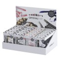 Swarovski Display Case with 20 Pixie Crystal boxes
