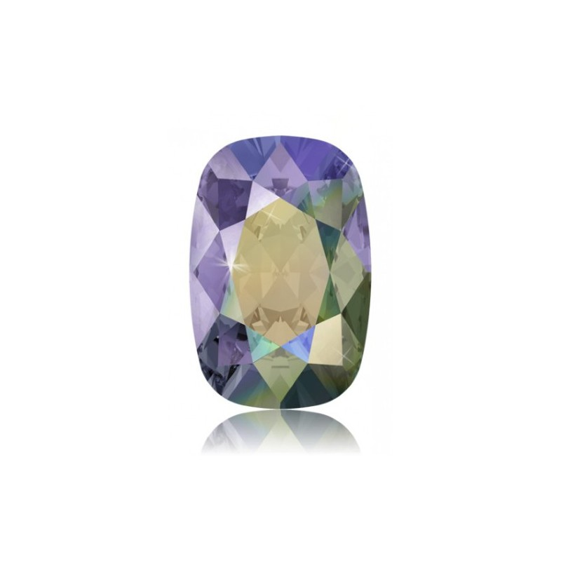 18x13mm Crystal F (001) Cushion Fancy Stone 4568 Swarovski Elements