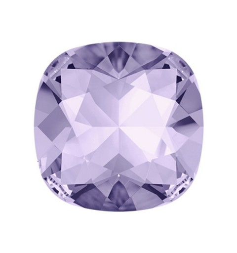 12MM Violet DF (20310) square fancy stone Czech Preciosa