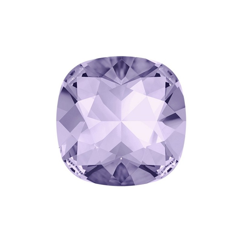 10MM Violet DF (20310) square fancy stone Czech Preciosa