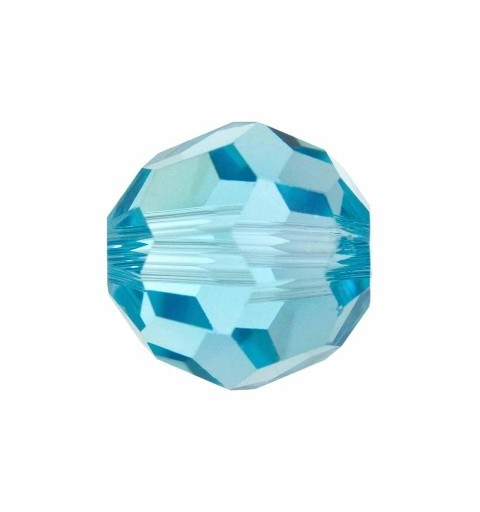 6MM Light Turquoise (263) 5000 Round Bead SWAROVSKI ELEMENTS
