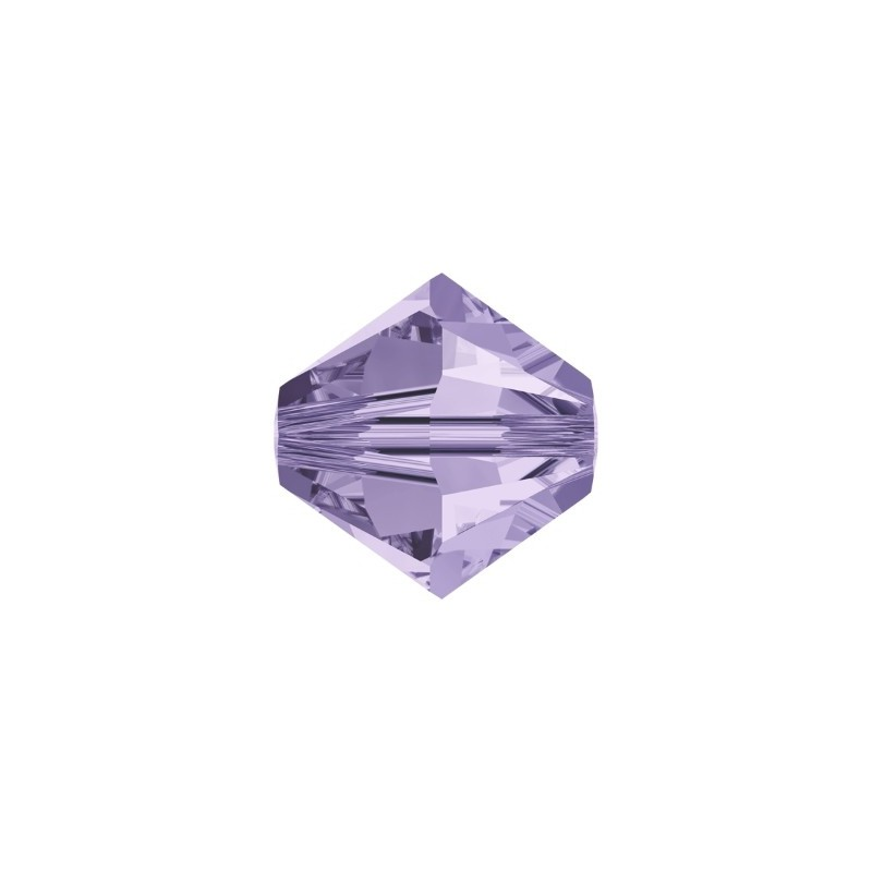 3MM Violet (371) 5328 XILION Bi-Cone Beads SWAROVSKI ELEMENTS