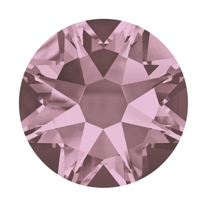 2058 SS20 Crystal Antique Pink F (001 ANTP) SWAROVSKI ELEMENTS SS20 Crystal Antique Pink F (001 ANTP) SWAROVSKI ELEMENTS