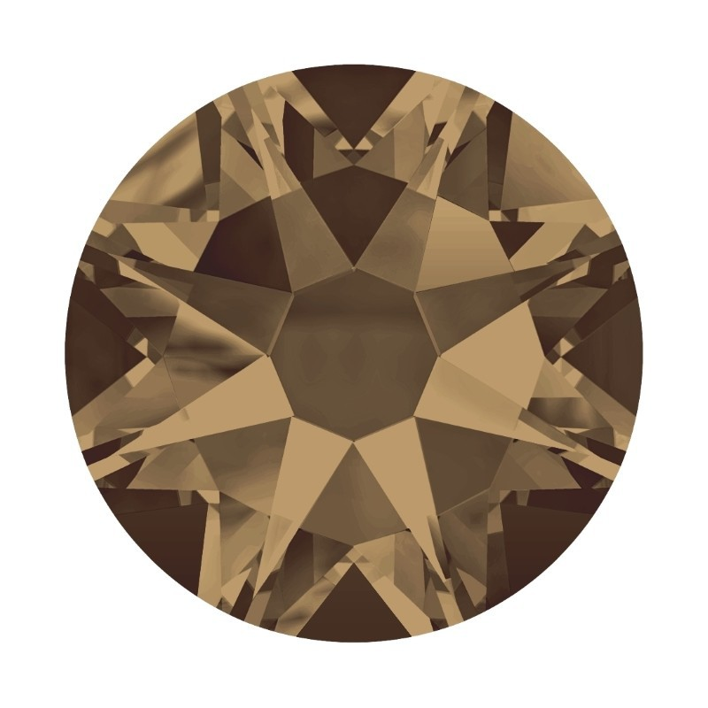 2058/2028 SS5 Crystal Bronze Shade F (001 BRSH) SWAROVSKI ELEMENTS