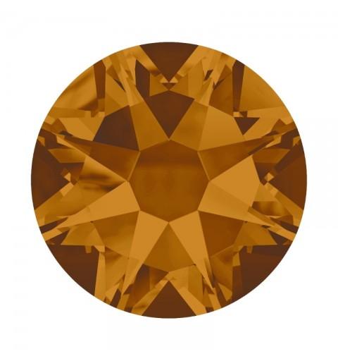 2058 SS12 Crystal Copper F (001 COP) SWAROVSKI ELEMENTS