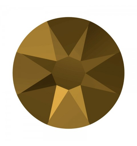 2058/2028 SS5 Crystal Dorado F (001 DOR) SWAROVSKI ELEMENTS