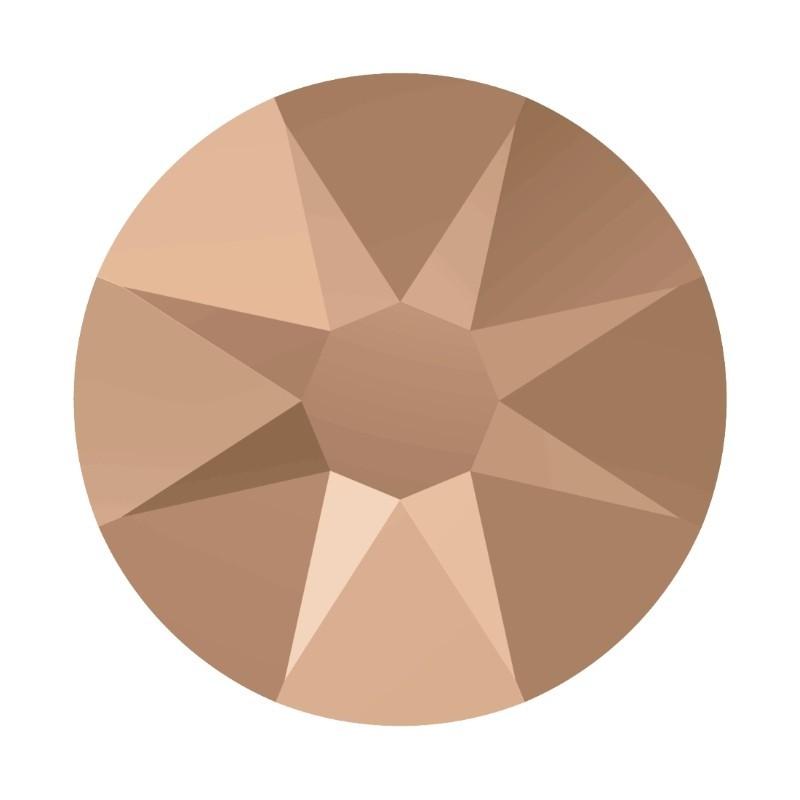 2058 SS20 Crystal Rose Gold F (001 ROGL) SWAROVSKI ELEMENTS