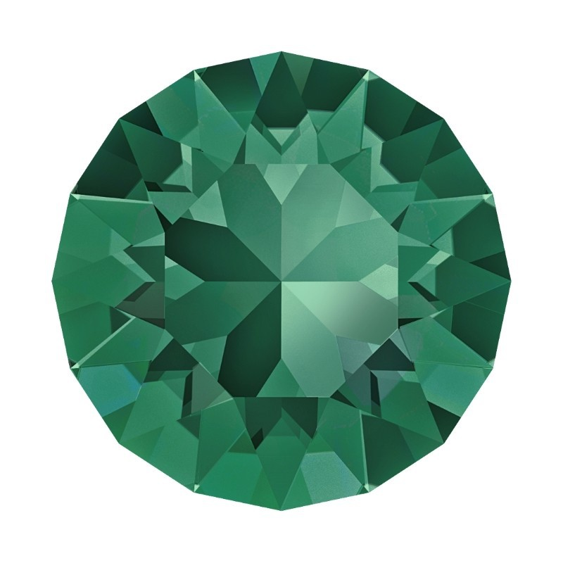 SS39 (~8.25mm) Emerald F (205) 1088 XIRIUS Chaton SWAROVSKI ELEMENTS