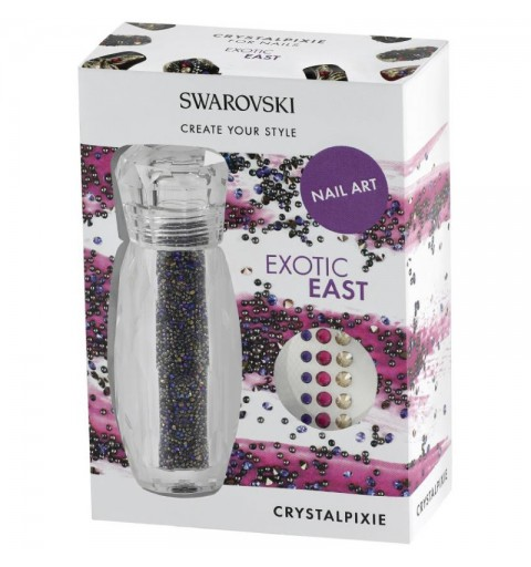 Exotic East - CRYSTAL PIXIE Swarovski Line Extension