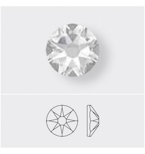 2058/2028 SS12 Black Diamond F (215) SWAROVSKI ELEMENTS