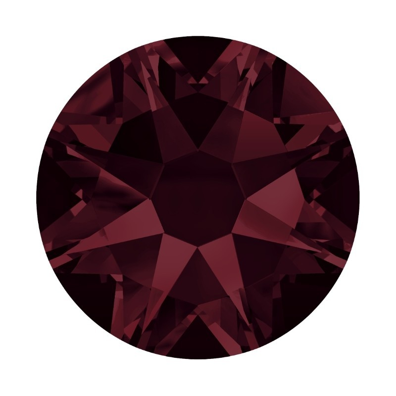 2058 SS16 Burgundy F (515) SWAROVSKI ELEMENTS
