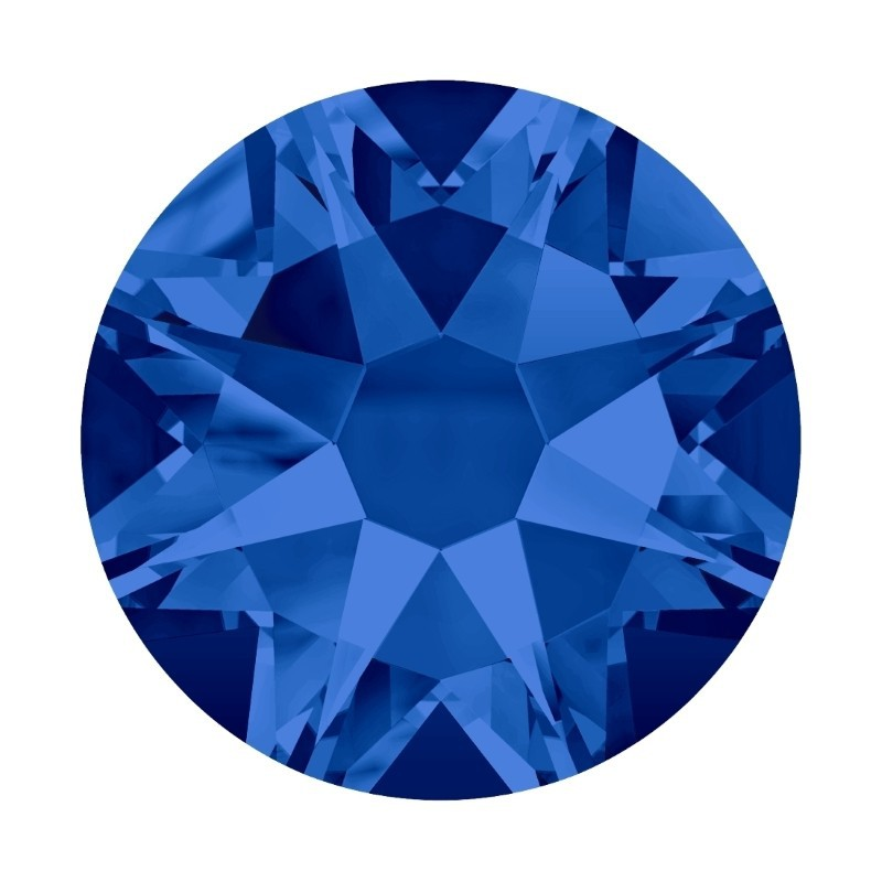 2058/2028 SS12 Capri Blue F (243) SWAROVSKI ELEMENTS