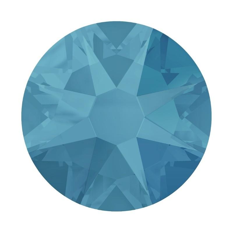 2058/2028 SS12 Caribbean Blue Opal F (394) SWAROVSKI ELEMENTS