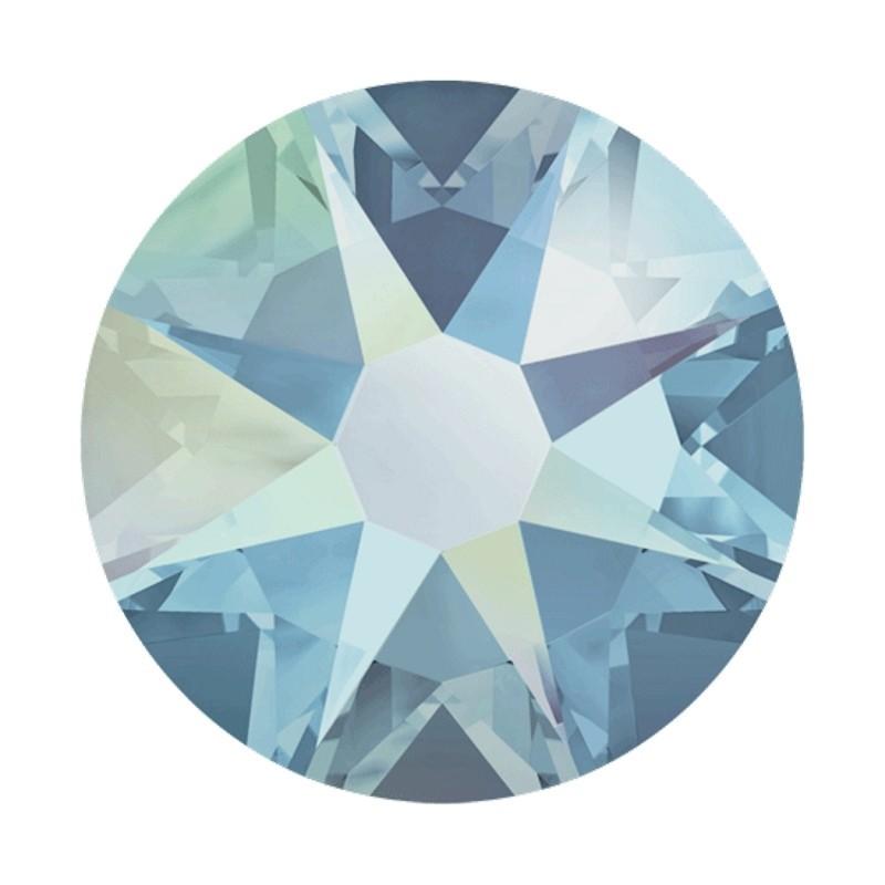 2058/2028 SS20 Caribbean Blue Opal AB F (394 AB) SWAROVSKI ELEMENTS