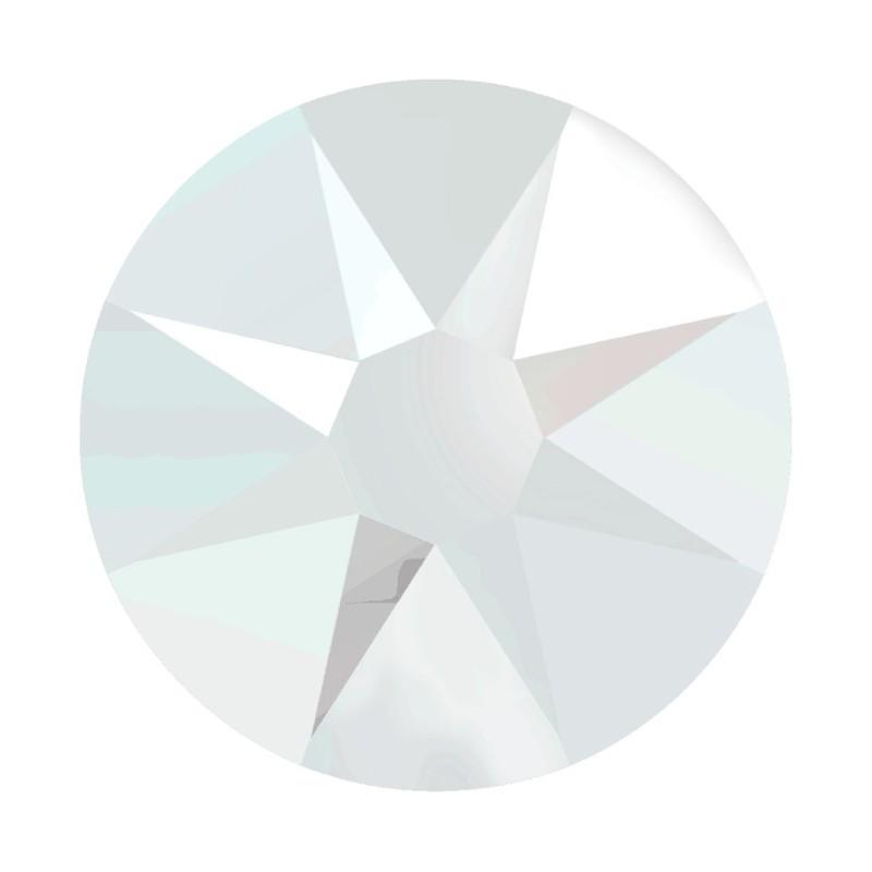 2058/2028 SS5 Chalkwhite F (279) SWAROVSKI ELEMENTS